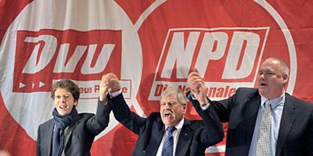 NPD-DVU: Rechtsextreme haben fusioniert