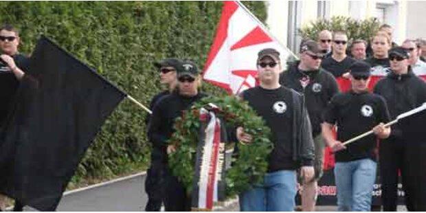 20 Nazi-Gruppen in OÖ
