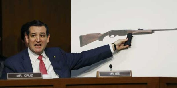 US-Waffendebatte am Siedepunkt