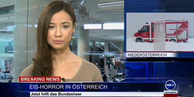 News Show: Eis-Horror & Grasser vor Gericht