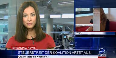 News Show: Steuerstreit eskaliert & Aktion Scharf gegen Bettler