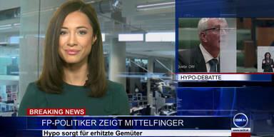 News Show: Politiker zeigt Stinkefinger & 41 Morde aus Spaß