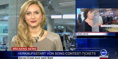 News Show: Song Contest-Tickets & Geiseldrama