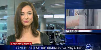 News Show: Benzin unter einem Euro & Ehemann zerstückelt
