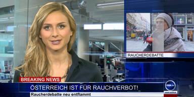 News TV: Raucherdebatte & Terroranschlag in Paris