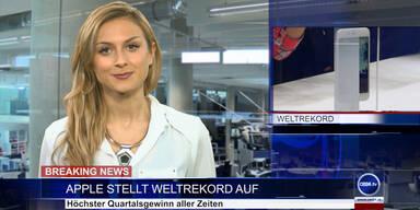 """News TV: Weltrekord bei Apple & """"No WKR""""-Demo verboten"""