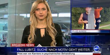 News TV: Fall Lubitz - Motivsuche geht weiter