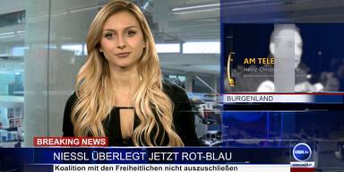 News TV: Niessl überlegt jetzt Rot-Blau