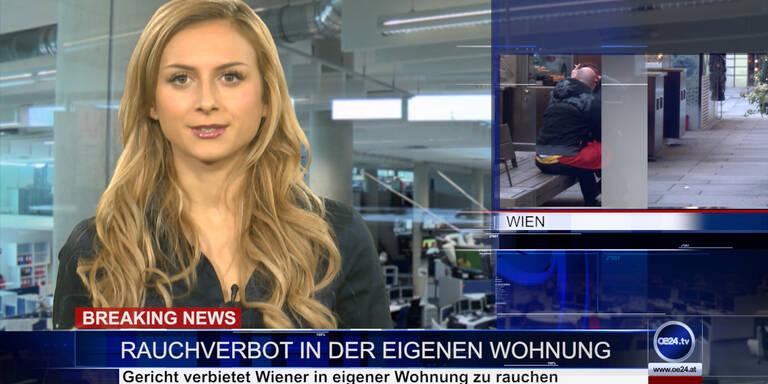 News TV: Rauchverbot in eigener Wohnung & wütende Ex