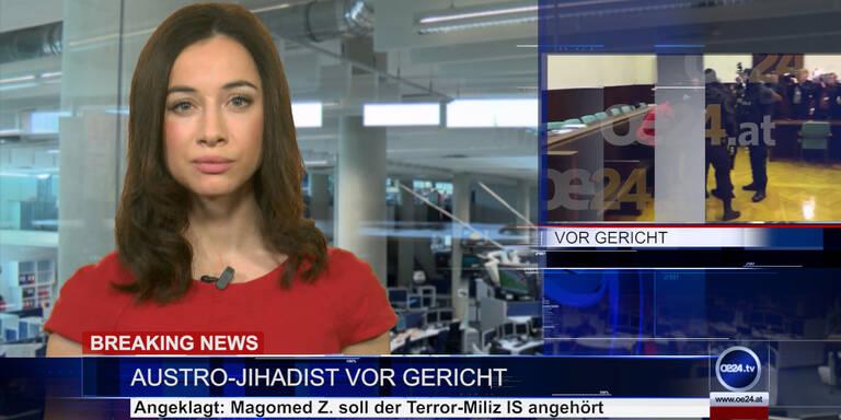 News TV: Austro-Jihadist vor Gericht & Red Bull-Verbot