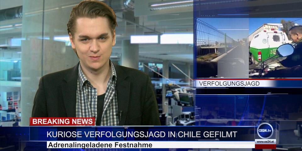 News TV: Wintereinbruch sorgt in Kärnten für Chaos