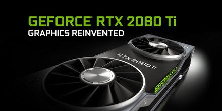 Geforce RTX 2080 Ti: Nvidias Flaggschiff im Test