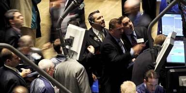 Wall Street schließt mit klaren Abschlägen