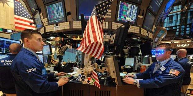 US-Börsen: Verschnaufpause nach Rekordjagd