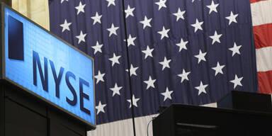 NYSE Wall Street Börse New York