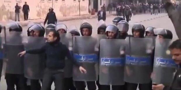 Blutvergießen in Ägypten nimmt kein Ende