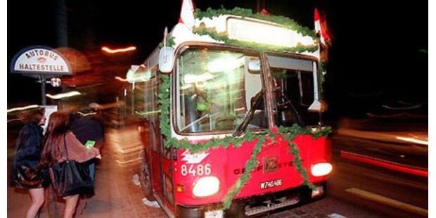 Toter in Wiener Nachtbus entdeckt