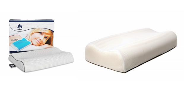 Nackenstützkissen für besseren Schlaf