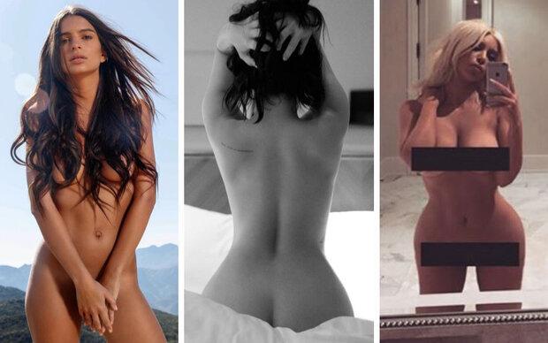 Die 10 nacktesten Star-Momente des Jahres