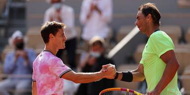 Nadal steht souverän im Halbfinale
