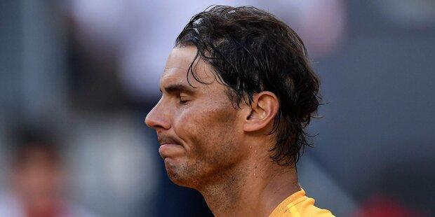 Rafael Nadal sagt Halbfinal-Antreten in Paris-Bercy ab