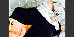 Nadarajah teilt Baby-Glück auf Instagram