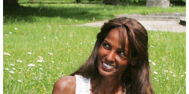 Nadja Abd El Farrag wegen Magersucht in Klinik