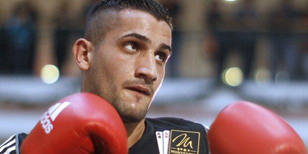 Nader verteidigt Titel gegen Italiener El Harraz
