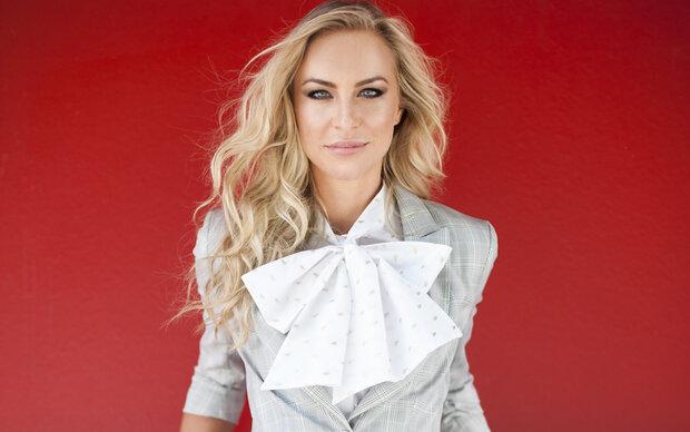 Nadine Friedrich: Volltreffer im TV-Studio