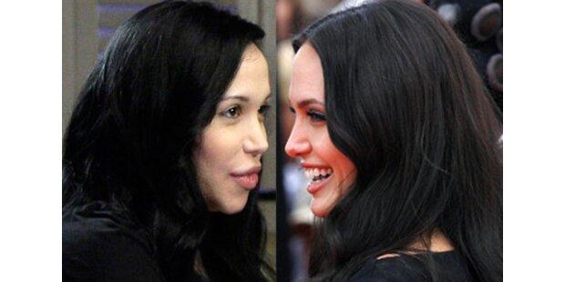 8lings-Mom von Jolie besessen? Angie: