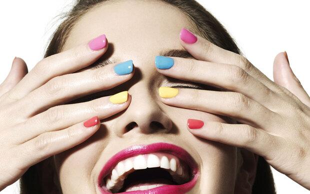 Die Nagellack Trendfarben 2015