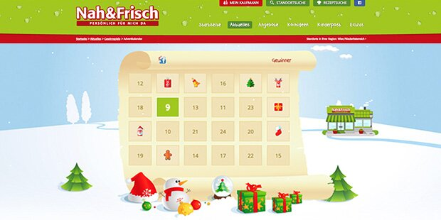 Anzeige Nah & Frisch