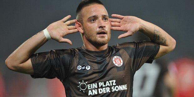 Ex-Bundesliga-Star im Auto beschossen