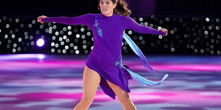 Schockierende Beichte einer Olympia-Eiskunstläuferin
