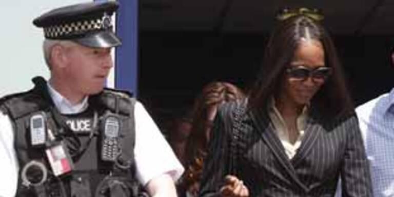 Naomi Campbell erneut vor Gericht
