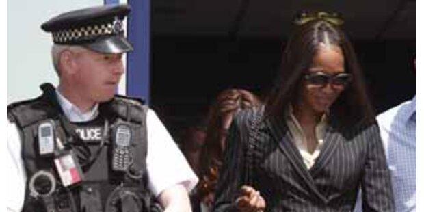 Naomi wegen Wutanfall in Heathrow vor Gericht