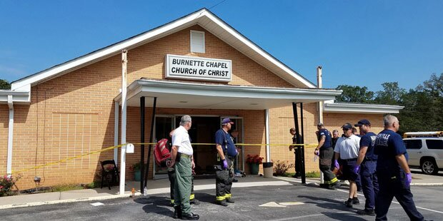 USA: Ein Toter, 8 Verletzte bei Schießerei in Kirche in Nashville