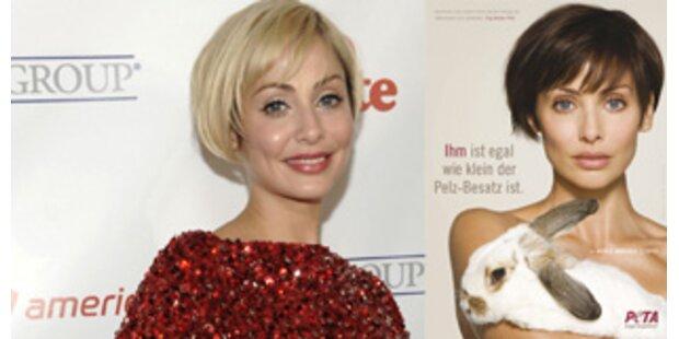 Peta: Natalie Imbruglia nackt gegen Pelz