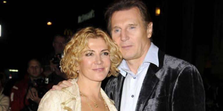 Natasha Richardson & Liam Neeson