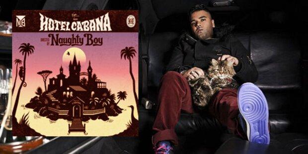 Naughty Boy checkt in die Alben-Charts ein