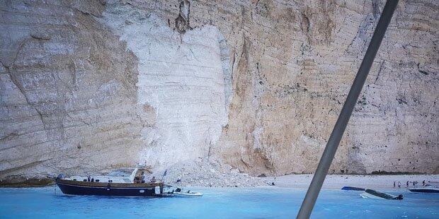 Felssturz löst Flutwelle in Urlaubsparadies aus: 3 Vermisste