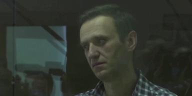 Nawalny Hungerstreik