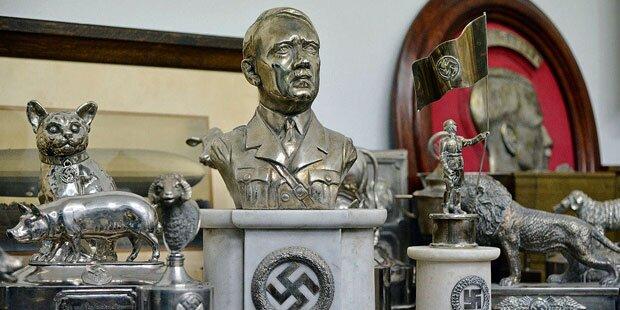 Nazi-Schatz könnte aus Besitz Hitlers stammen
