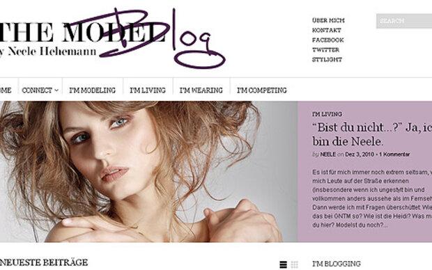Ex-Heidimodel schreibt Blog