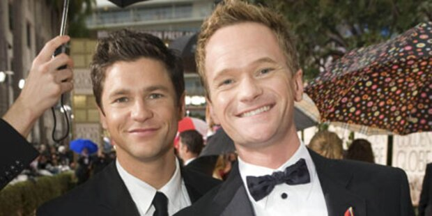 Doogie Howser wird Zwillings-Papi