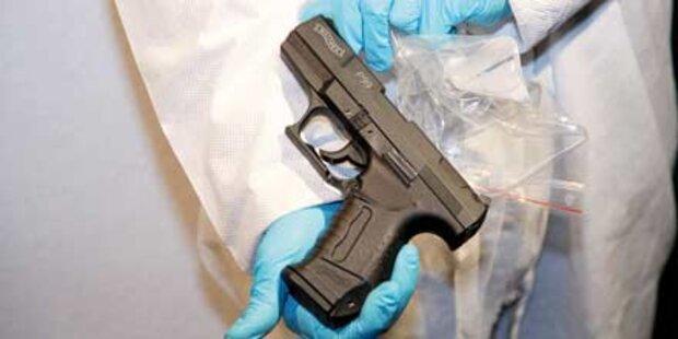 Polizei fasst brutale Einbrecherbande
