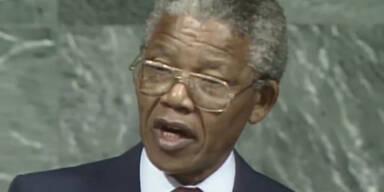 Abschied von Nelson Mandela!