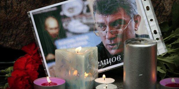 Nemzow-Mord: Geständnis unter Folter?
