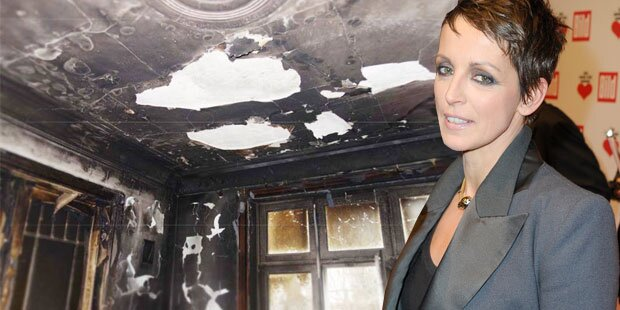 Nena: Schock nach Feuer-Drama