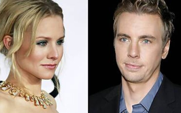 Kristen Bell heiratet Dax Shepard